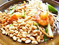 La comida de Tailandia Imágenes de archivo libres de regalías