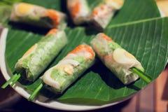 La comida vietnamita, banh Chungkin, tet del banh es consumición tradicional encendido fotos de archivo libres de regalías