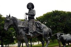 La commande de bétail de Waco Images libres de droits
