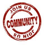 La Communauté Image libre de droits