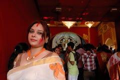 La Communauté bengali dans Kolkata Image libre de droits