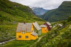 La Communauté de Myrdal Images libres de droits