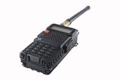 La communication par radio pour communiquent Photographie stock libre de droits