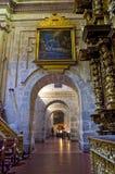 La Compa?ia della chiesa della gesuita. Arequipa Perù Immagine Stock Libera da Diritti