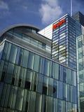 La compagnia elettrica di eone acquartiera Nottingham fotografia stock