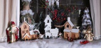 La composición de la Navidad del ` s del Año Nuevo se opone Fotos de archivo
