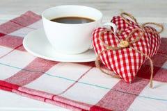 La composition de la Saint-Valentin Image stock