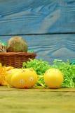 La composizione di Pasqua Fotografie Stock