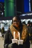 La Comunità nera di Toronto Fotografia Stock