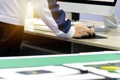 La conception de produits exige une combinaison des qualifications photographie stock libre de droits