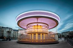 Free La Concha Merry Go Round Stock Photos - 120916023
