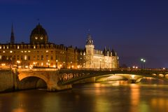 La Conciergerie photo stock