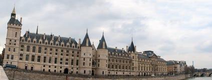 La Conciergerie Royaltyfri Foto