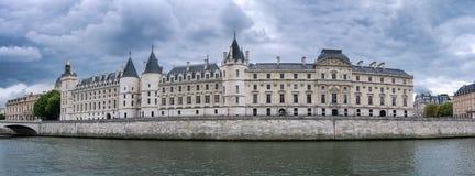 巴黎- La Conciergerie 库存照片