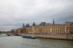 La Conciergerie in Paris Stock Photo