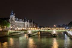 La Conciergerie in Paris Stock Images