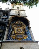 La Conciergerie, Paris de Horloge image stock