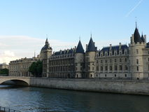 La Conciergerie, Paris ( France ) Royalty Free Stock Images