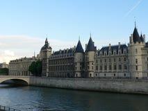 La Conciergerie, Paris ( France ) Royalty Free Stock Images
