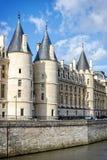 La Conciergerie in Paris Stock Photos