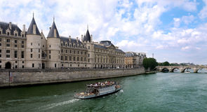 La Conciergerie, Paris Royalty Free Stock Image