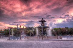 La Concorde Royalty Free Stock Images