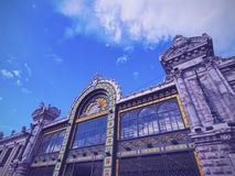 La Concordia Train Station in Bilbao Royalty Free Stock Image