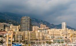 La Condamine, Monte Carlo in Monaco Royalty Free Stock Image