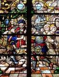 La condenación del santo Gervais y del santo Protais foto de archivo