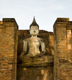 La condizione del Buddha Fotografia Stock