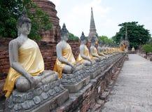 La condizione del buddha Fotografie Stock