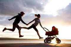 La condizione di genitore Fotografia Stock Libera da Diritti