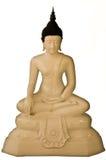 La condizione di marmo del buddha Fotografia Stock