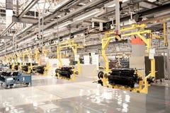 La conduttura del dissipatore di calore dell'automobile Immagine Stock Libera da Diritti