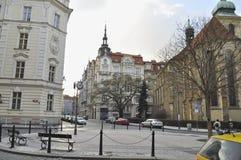 La configuración de Praga Fotos de archivo libres de regalías