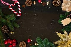 La configuration d'appartement de Noël a dénommé la scène Photos libres de droits
