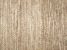 La configuration de texture de tissu de laines de chameau. Image libre de droits