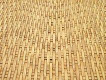 La configuration et la conception du bambou thaï de type handcraft photos libres de droits