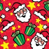 La configuration sans joint nous a laissés avoir de l'amusement de Noël ! Photo libre de droits
