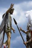 La confrérie de notre père Jésus a ressuscité images libres de droits