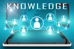 La connaissance illustration de vecteur