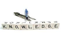 La connaissance Images stock