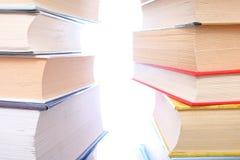 La connaissance de livre photo stock