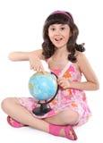 La connaissance du monde Photo stock