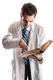 La connaissance médicale Photo libre de droits