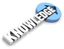 La connaissance vous prend plus loin Image libre de droits