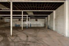 La construcción comercial interior remodela Foto de archivo libre de regalías