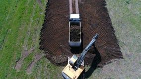 La construcción de la pista metrajes