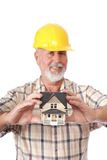 la construction  photographie stock libre de droits