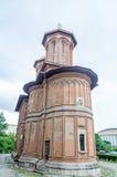 La construction de Kretzulescu d'église par Iordache Cretulescu en 1720-1722 Images stock